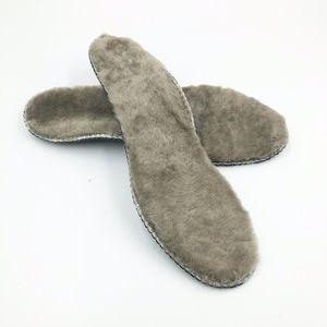 Abeo Eva Shearling Orthotic Shoe Inserts Insole fo